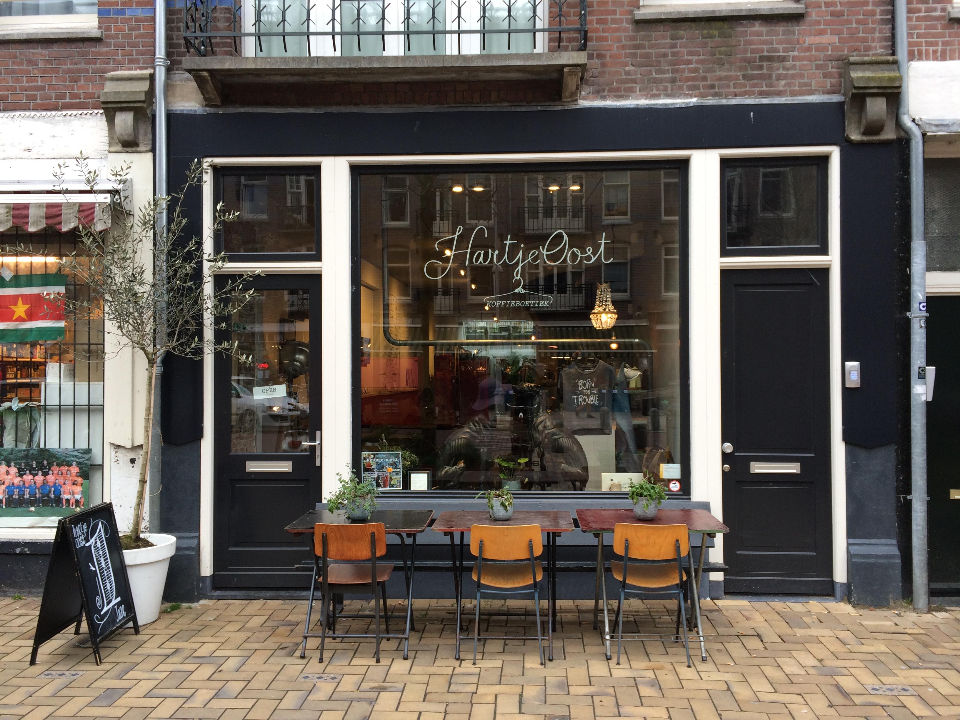 Favoriete lunchplekken met terras in amsterdam mytravelboektje - Overdekt terras voor restaurant ...