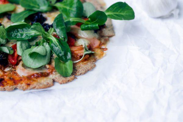Mastino V glutenvrije pizzaria