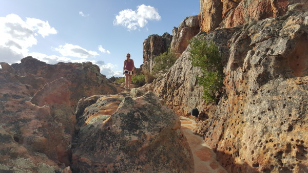 Kagga Kamma Hiking South Africa