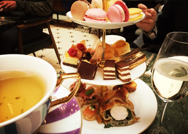 High Tea Amsterdam fancy trendy hip