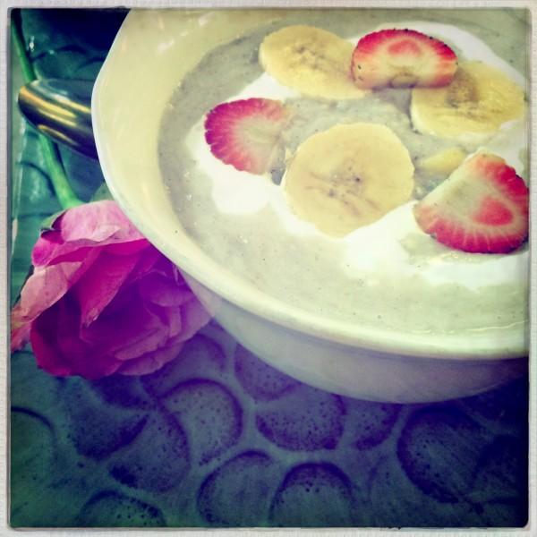 Best Breakfast Bali clear cafe ubud