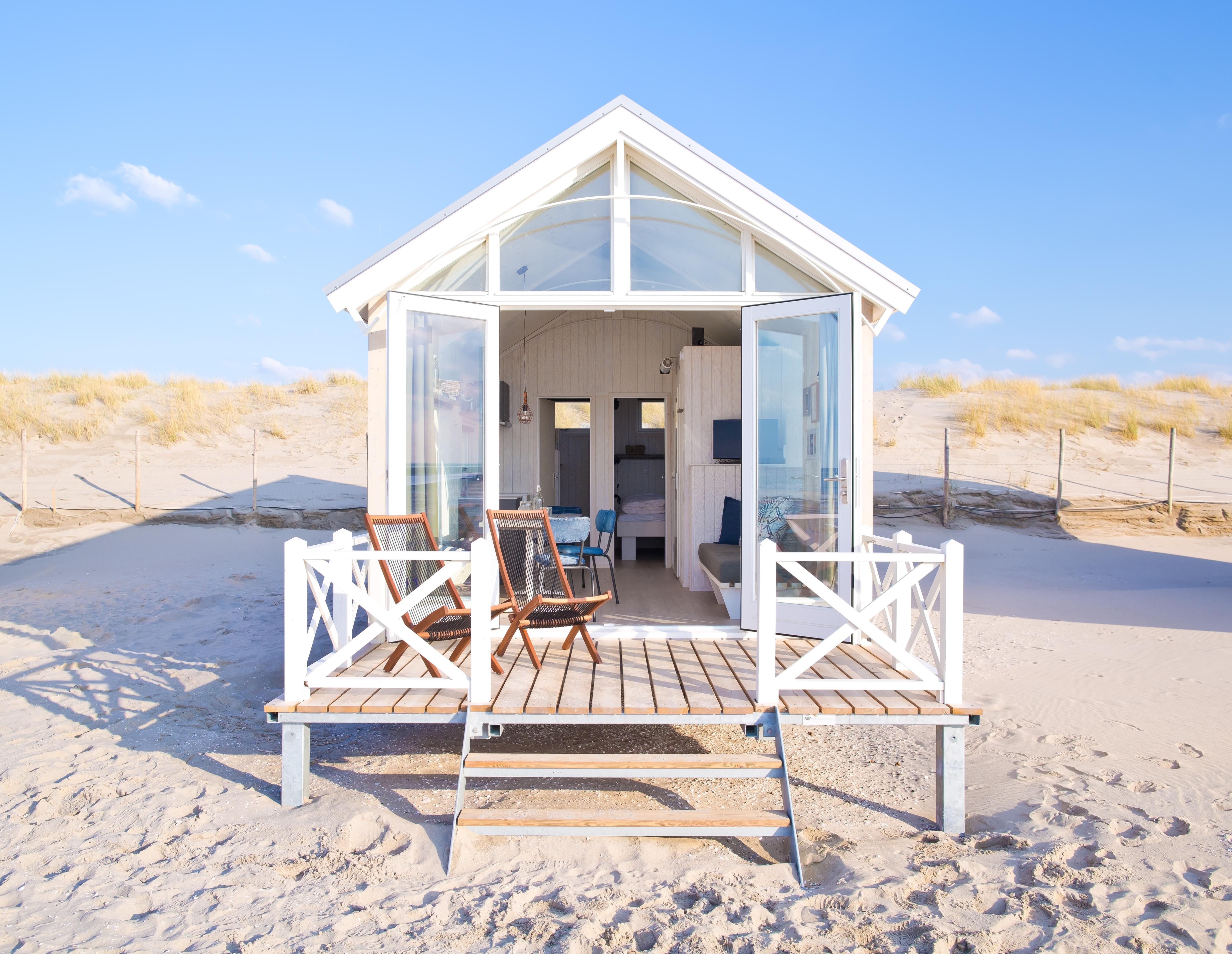 haagse strandhuisjes mytravelboektje. Black Bedroom Furniture Sets. Home Design Ideas