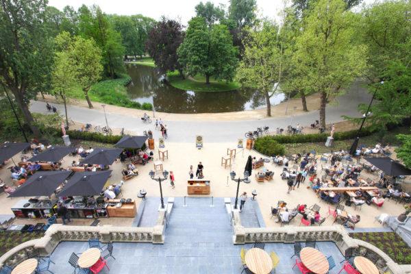 De beste terrassen van Amsterdam