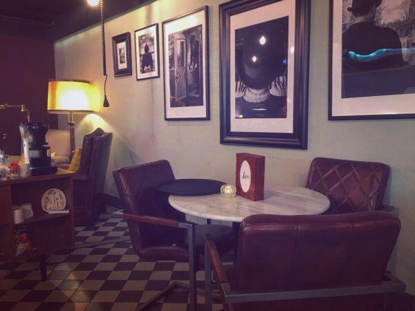 Lewis Book Café