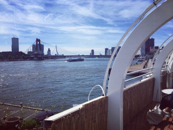 De leukste terrassen van Rotterdam
