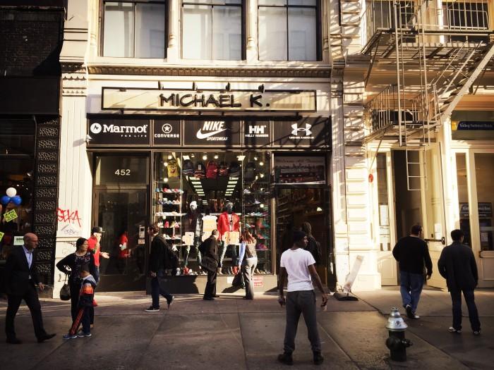 best sneaker shops new york city – MyTravelBoektje